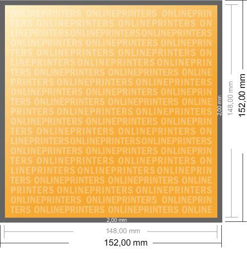 Impression De Cartes Postales A5 Carr
