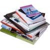 Catalogues reliés à la colle : divers formats, nombre de pages variable