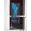 Drapeau de fenêtre avec ventouses pour une attache facile et un détachement sans traces (similaire à la photo)