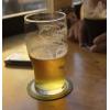 Nous proposons les dessous de verre en format rond ou carré. / Image ©iStockphoto.com/sheck
