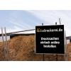 Panneaux de chantier disponibles en plusieurs formats (illustr. similaire) / photo ©iStockphoto.com/djgunner