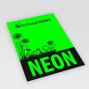 Papier fluo vert (image similaire).
