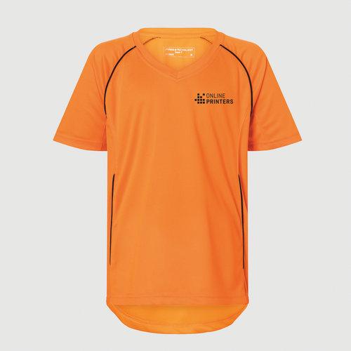 orange/noir