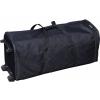 emballé de façon pratique et compacte dans un sac à roulettes