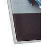 Agrandissement du profil et de la surface de matériau