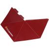 Pyramide à 4 côtés, livrée découpée et à plat