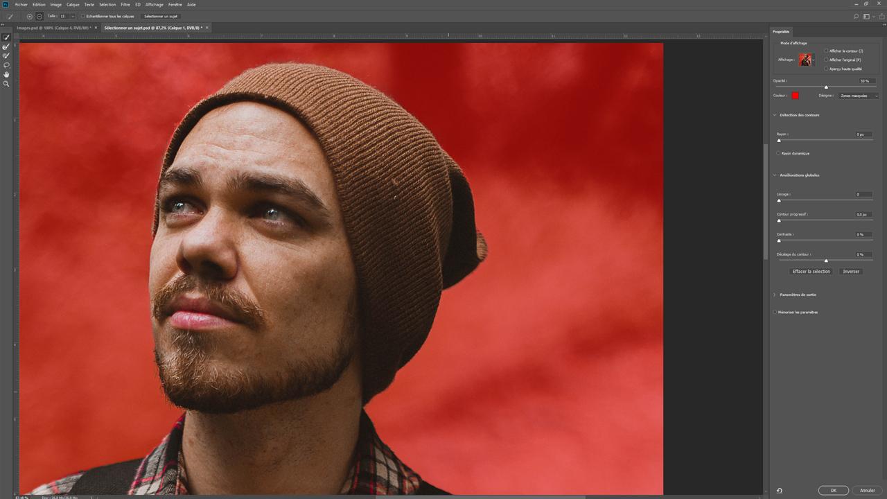 Detourer Une Image Avec Photoshop Cc 2018 Tutoriel De Base Photoshop