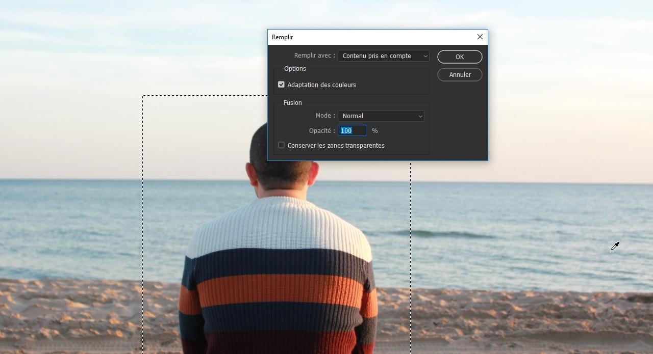 Flouter Une Photo Avec Photoshop Tutoriel De Base