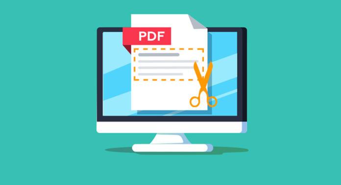 Rogner un PDF