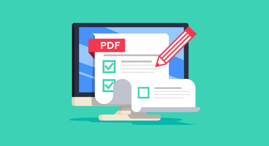 Creer Un Formulaire Pdf C Est Si Facile De Creer Un Document Interactif