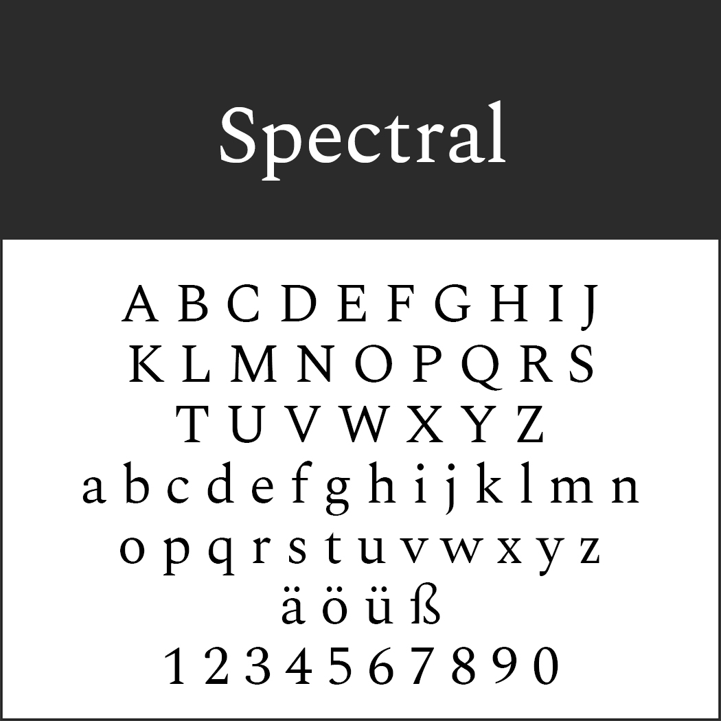 Spectral by Production Type